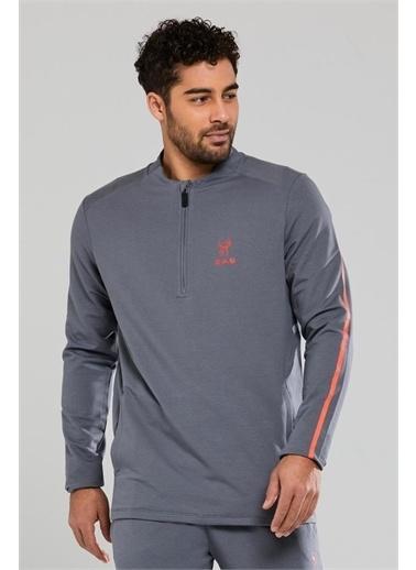 2AS Sweatshirt Gri